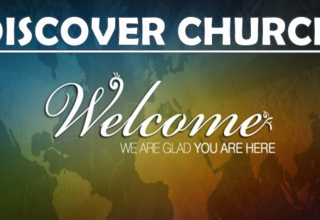 Discover Church Worship Service 9-1-2019